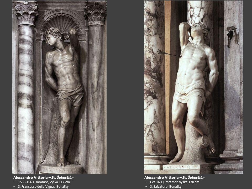 Alessandro Vittoria – Sv. Šebestián