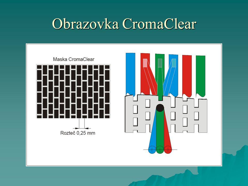 Obrazovka CromaClear