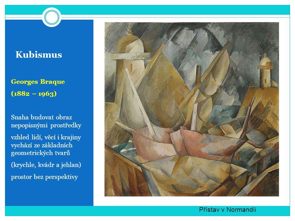 Kubismus Georges Braque (1882 – 1963)