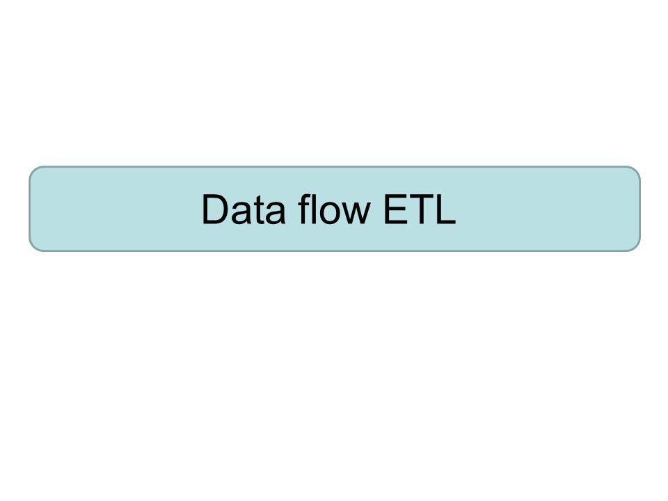 Data flow ETL