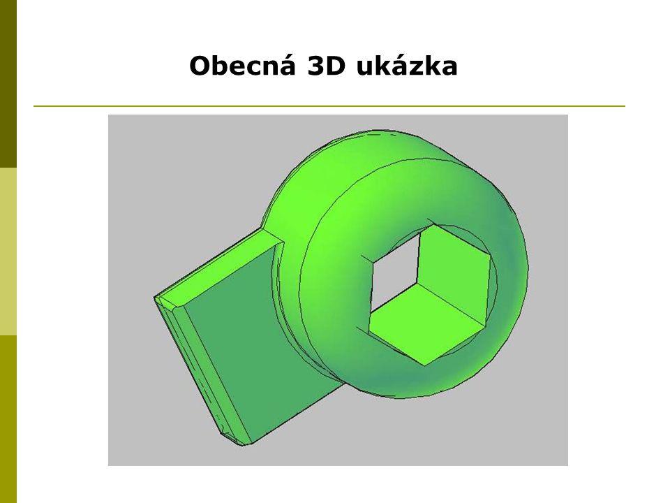 Obecná 3D ukázka
