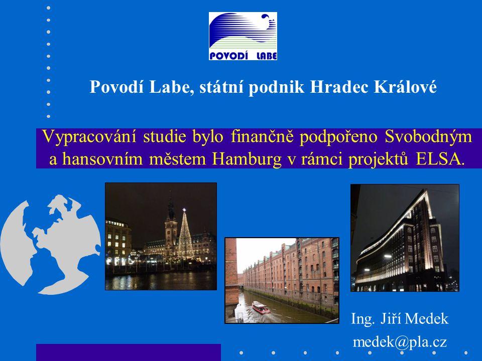 Povodí Labe, státní podnik Hradec Králové