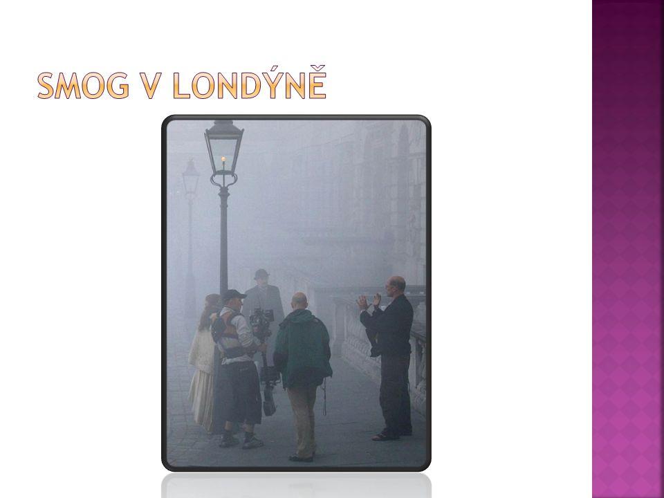 Smog v Londýně