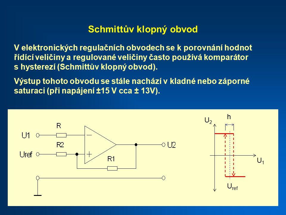 Schmittův klopný obvod