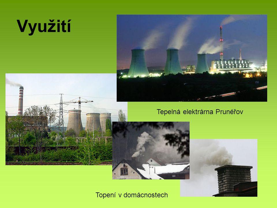 Využití Tepelná elektrárna Prunéřov Topení v domácnostech