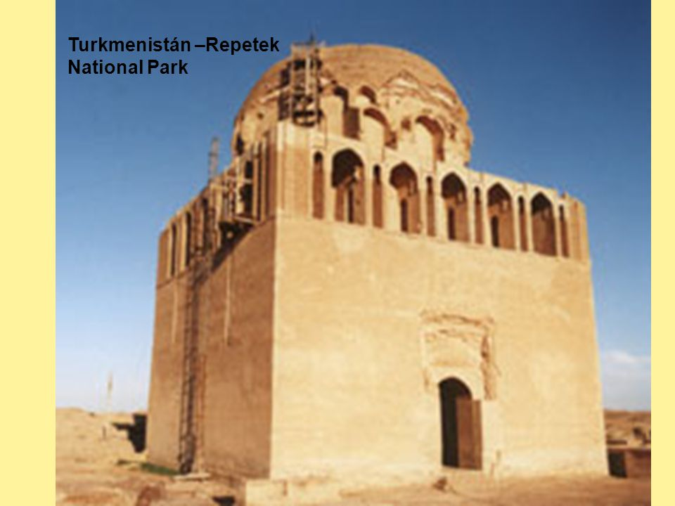 Turkmenistán –Repetek National Park