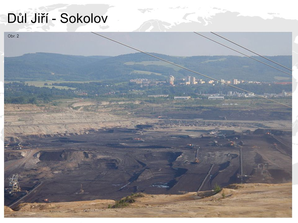 Důl Jiří - Sokolov Obr. 2