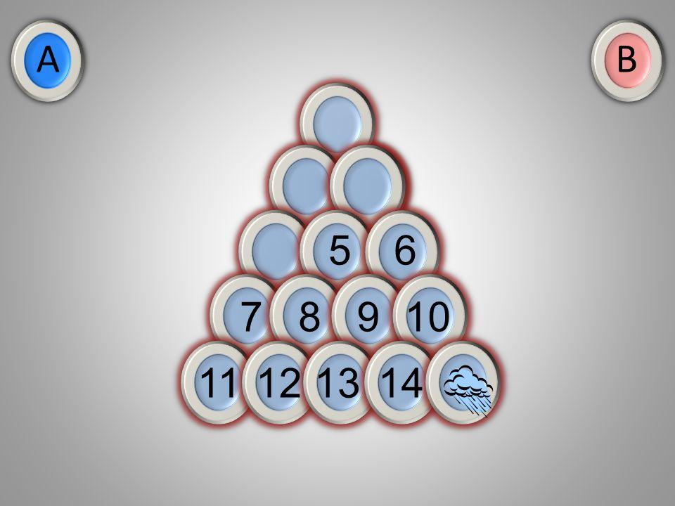 A B 5 6 7 8 9 10 11 12 13 14