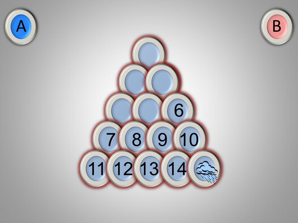 A B 6 7 8 9 10 11 12 13 14