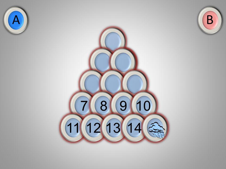 A B 7 8 9 10 11 12 13 14