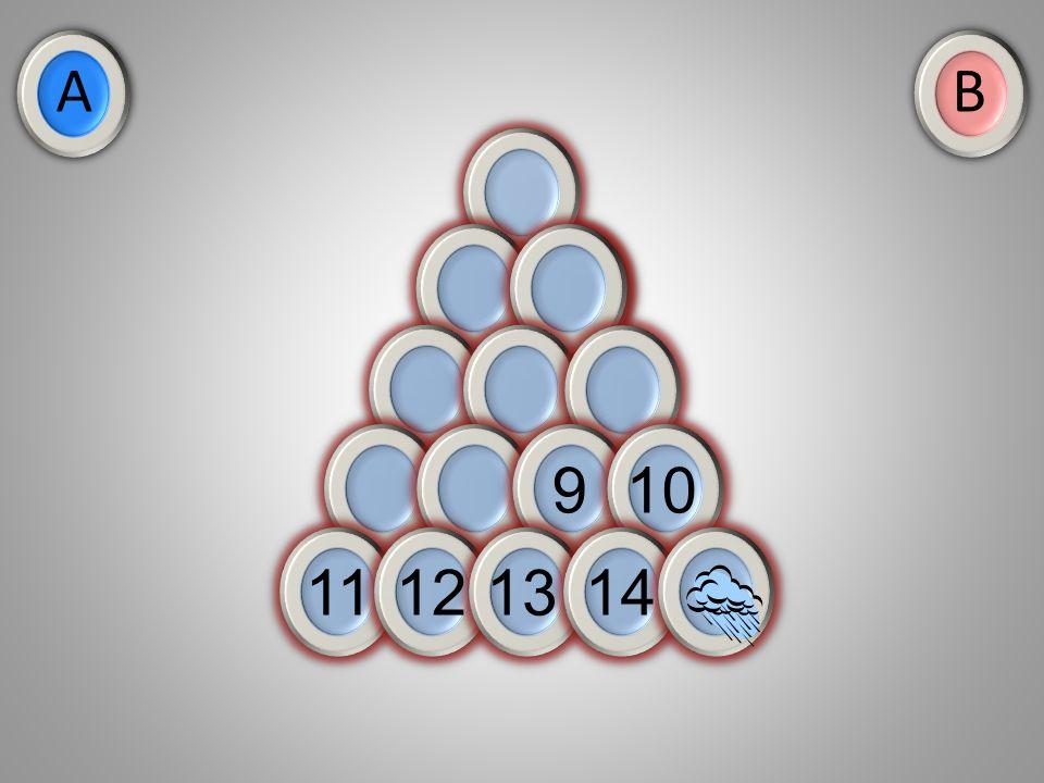 A B 9 10 11 12 13 14