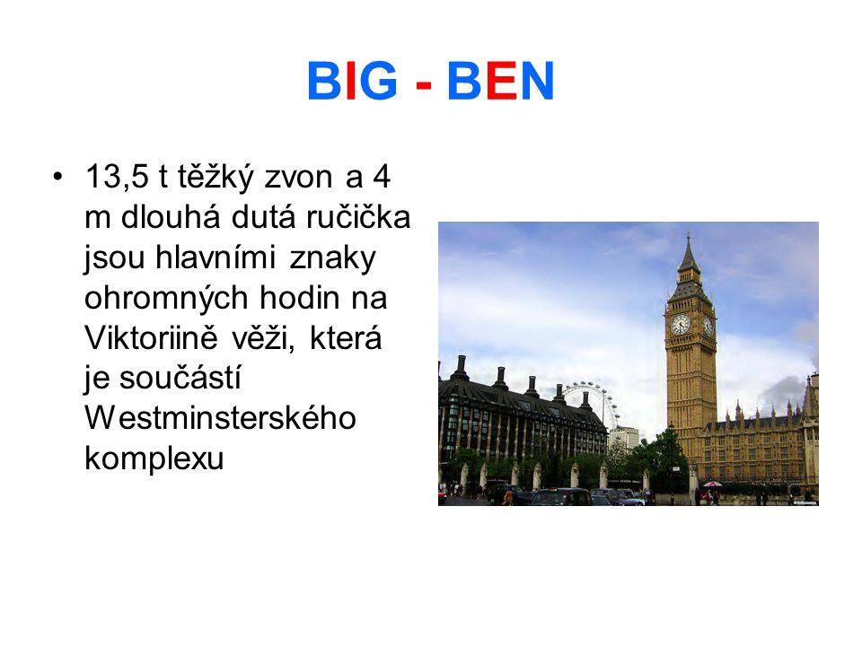 BIG - BEN