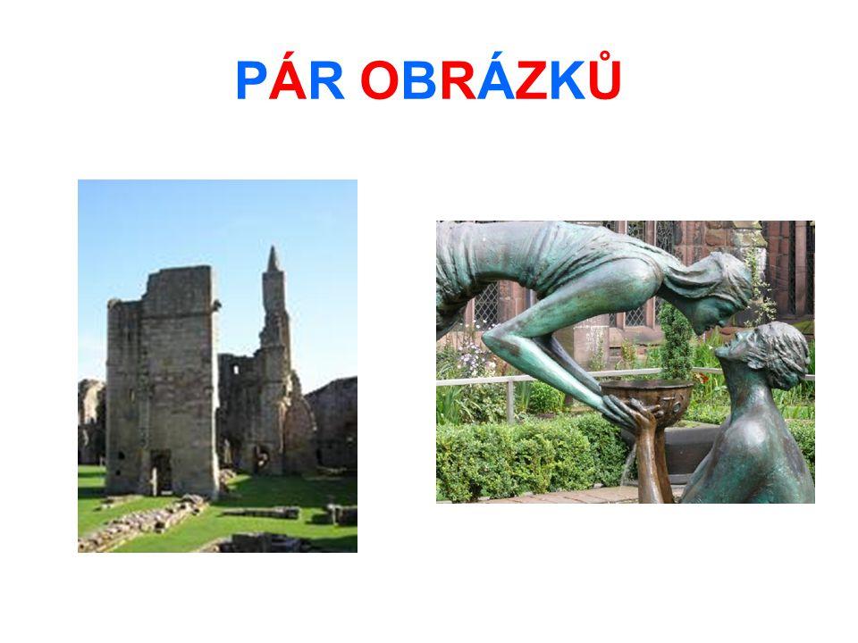 PÁR OBRÁZKŮ