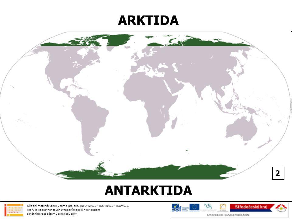 ARKTIDA 2. ANTARKTIDA.