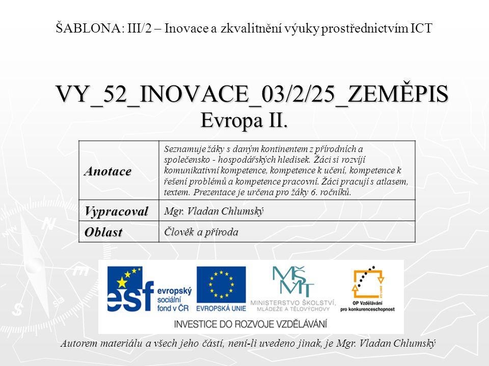 VY_52_INOVACE_03/2/25_ZEMĚPIS