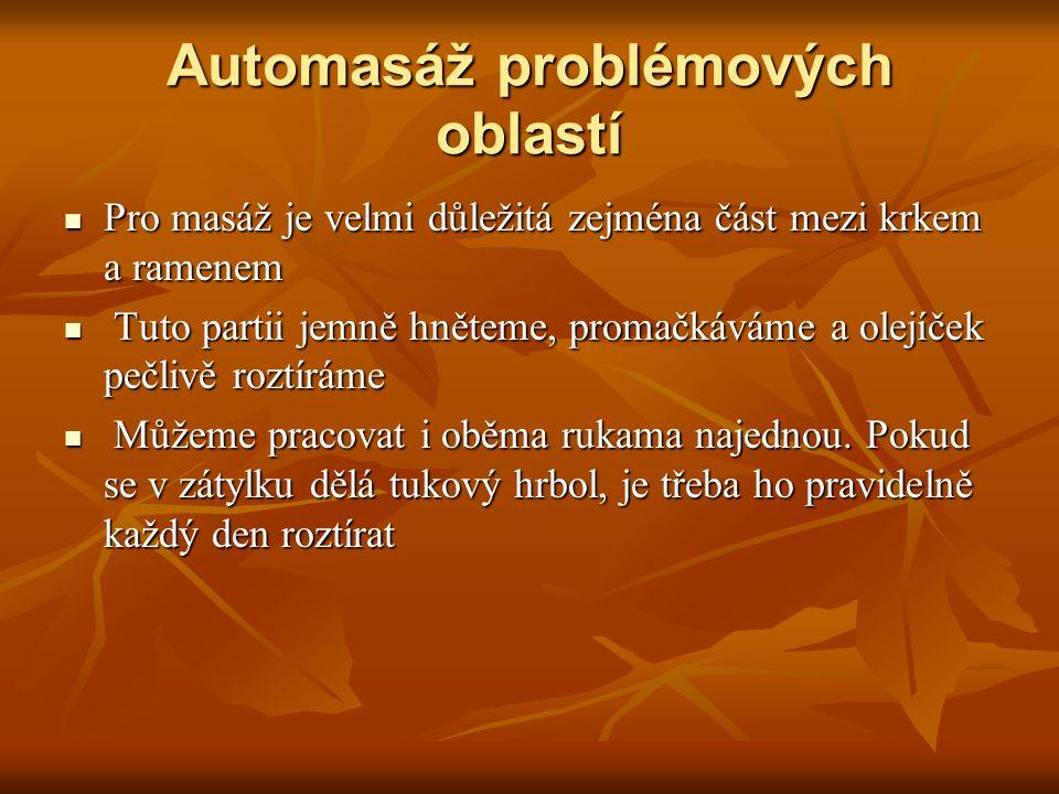 Automasáž problémových oblastí