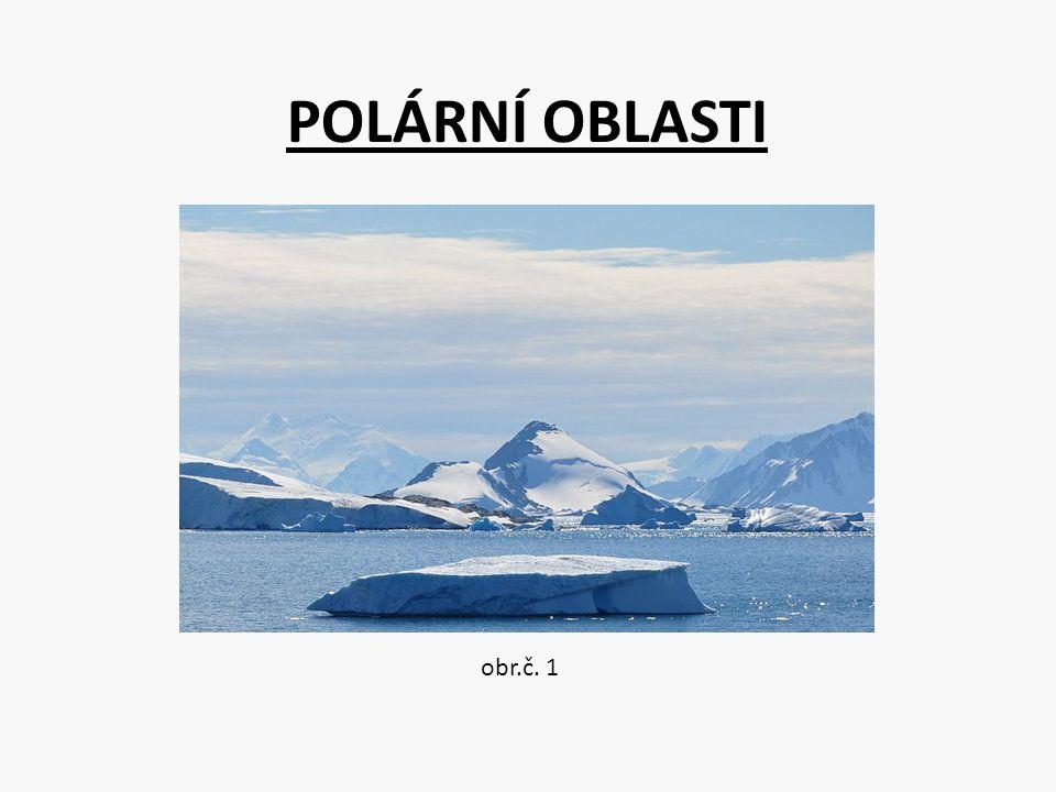 POLÁRNÍ OBLASTI obr.č. 1