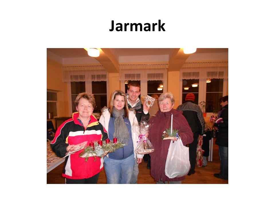 Jarmark Občané Přerova se každoročně těší na předvánoční jarmark