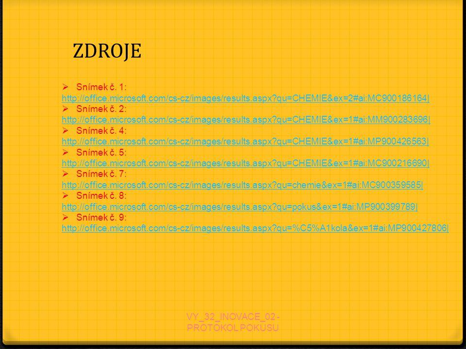 VY_32_INOVACE_02 - PROTOKOL POKUSU