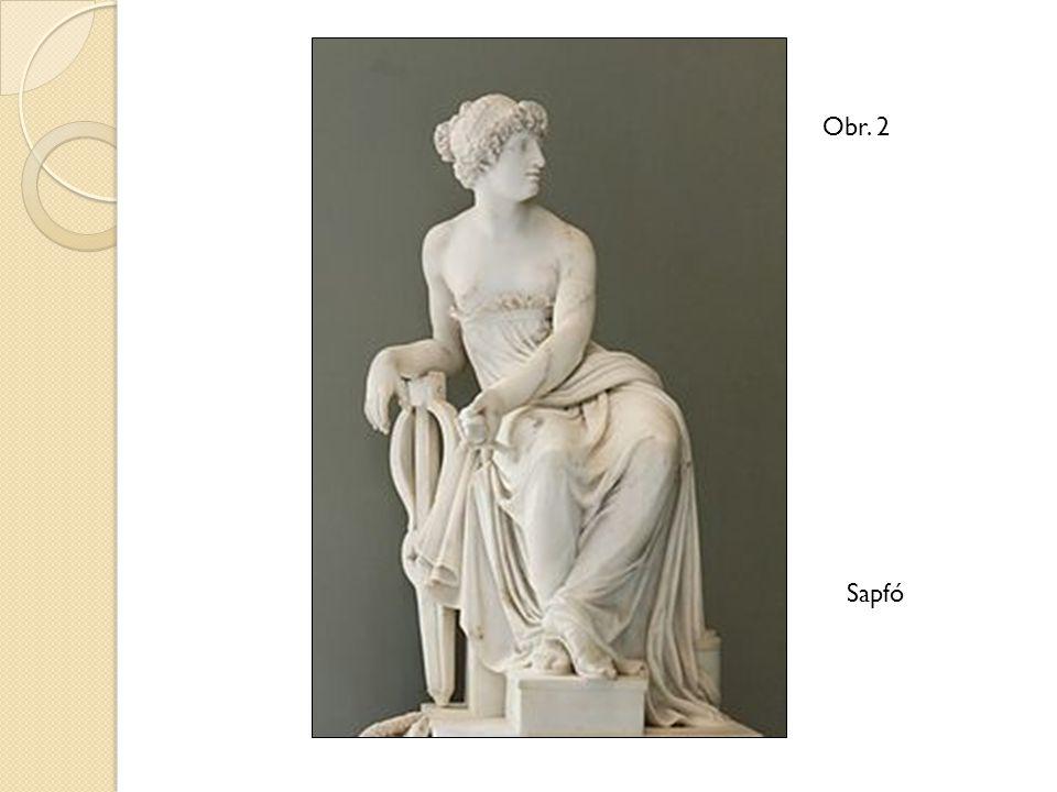 Obr. 2 Sapfó