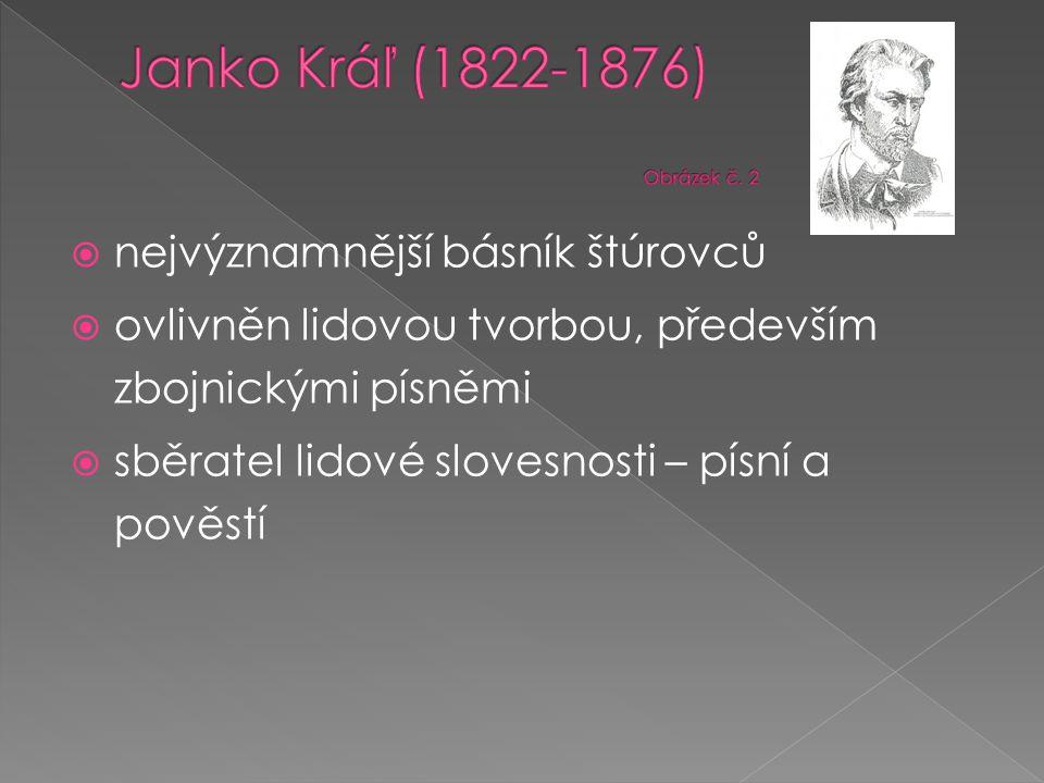 Janko Kráľ (1822-1876) Obrázek č. 2