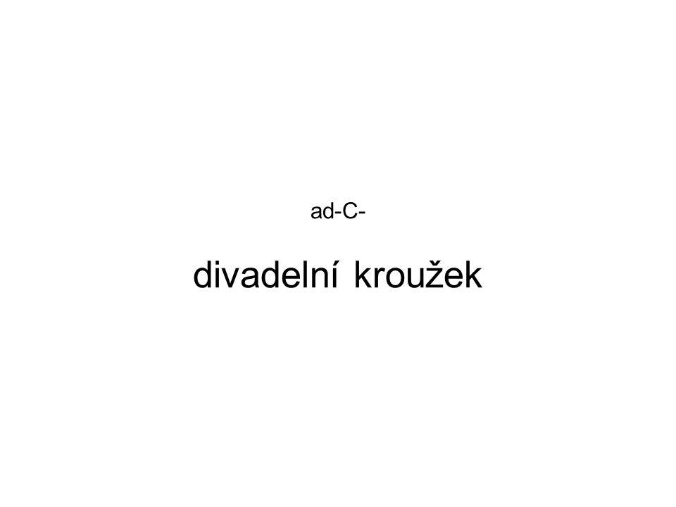 ad-C- divadelní kroužek