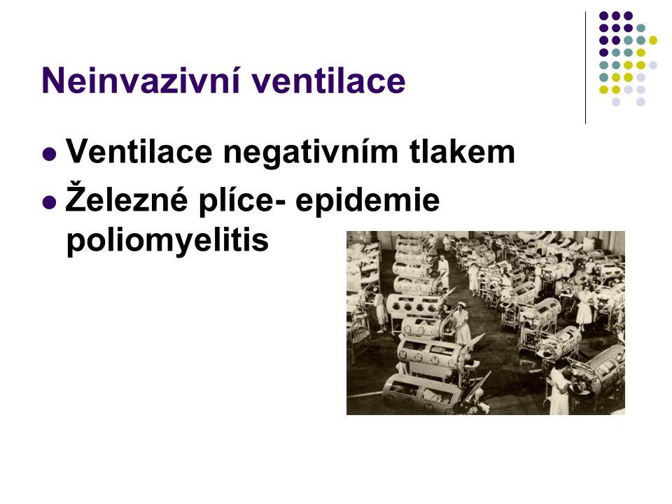 Neinvazivní ventilace