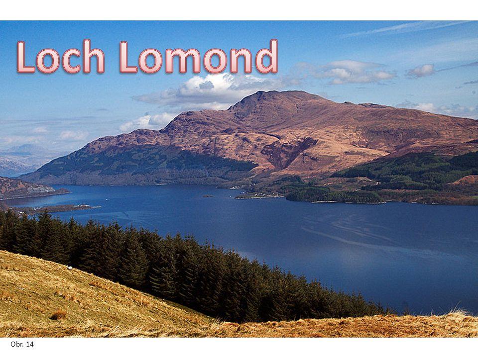 Loch Lomond Obr. 14