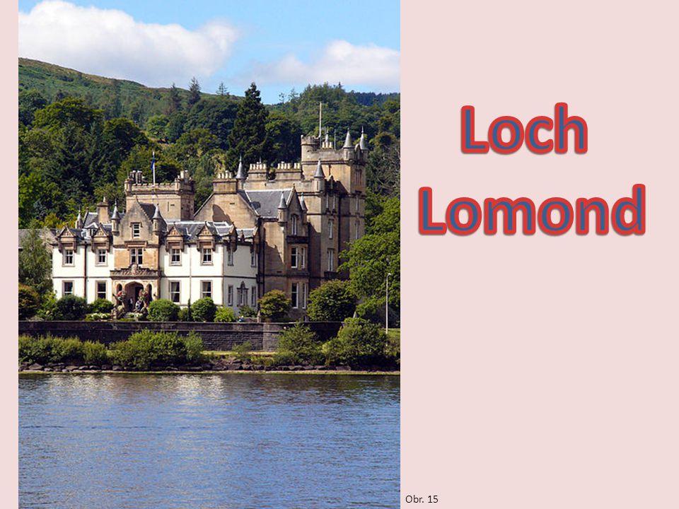 Loch Lomond Obr. 15