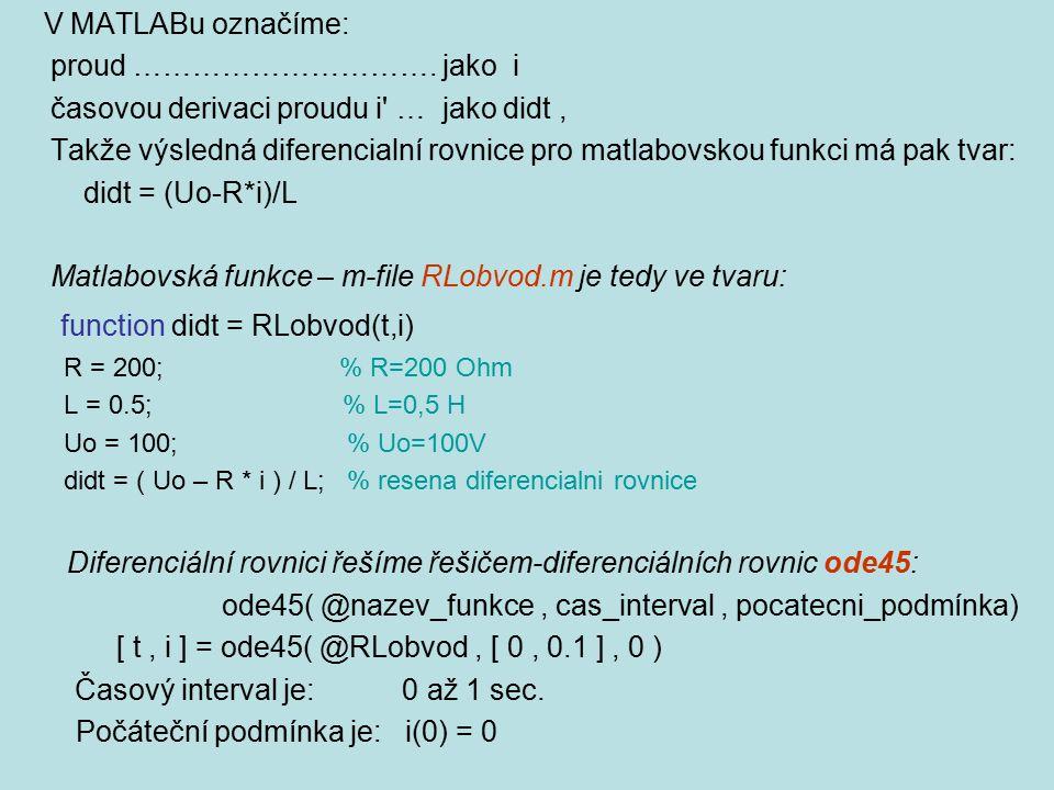 function didt = RLobvod(t,i)