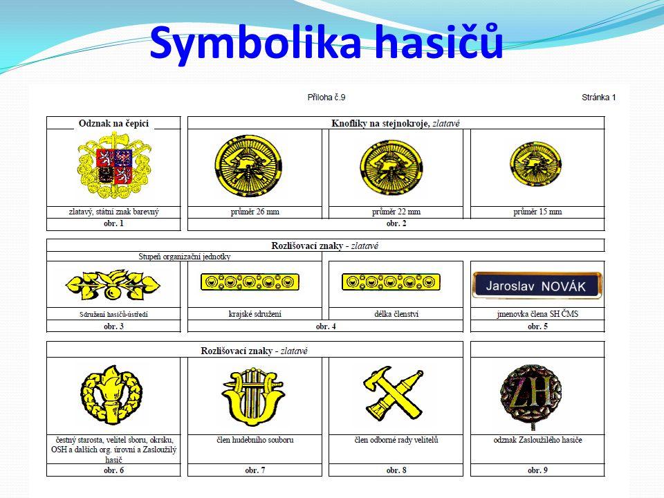 Symbolika hasičů