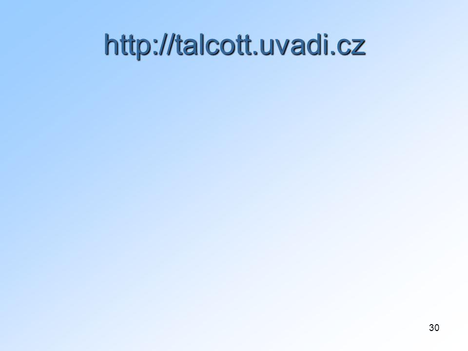 http://talcott.uvadi.cz