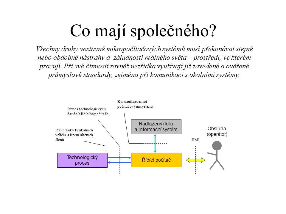 Nadřazený řídící a informační systém