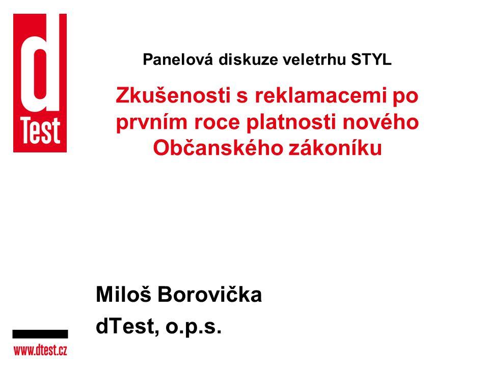 Miloš Borovička dTest, o.p.s.