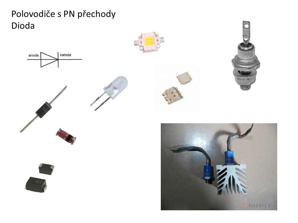 Polovodiče s PN přechody