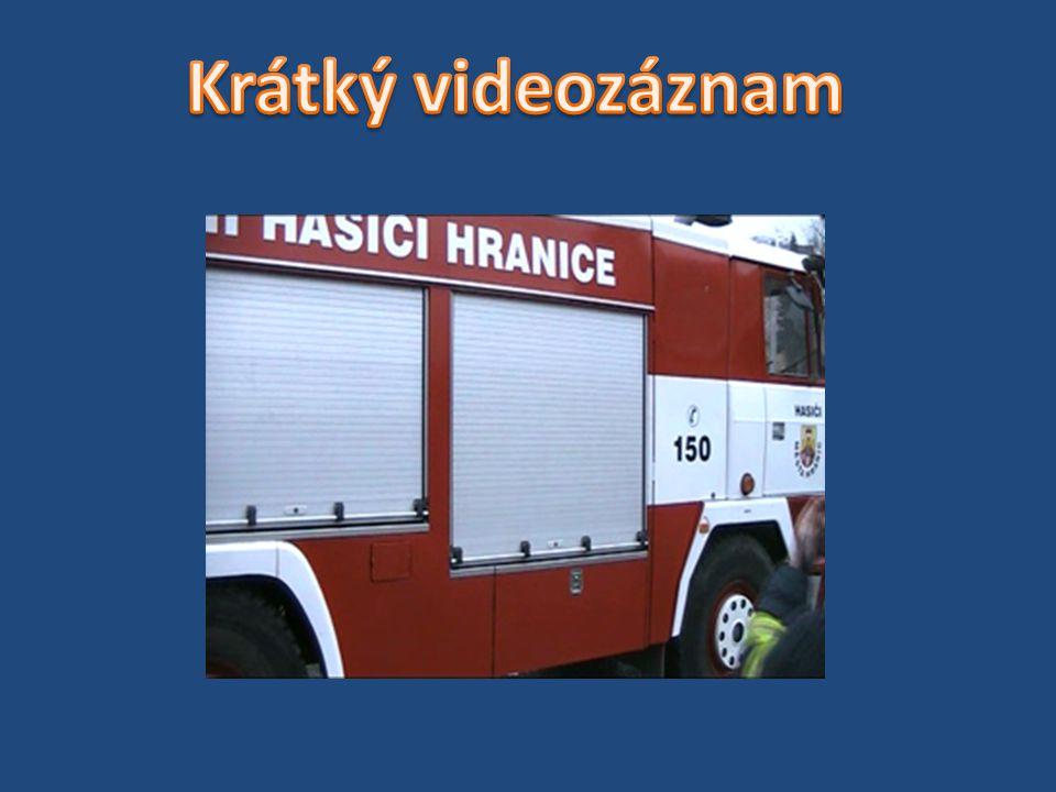 Krátký videozáznam