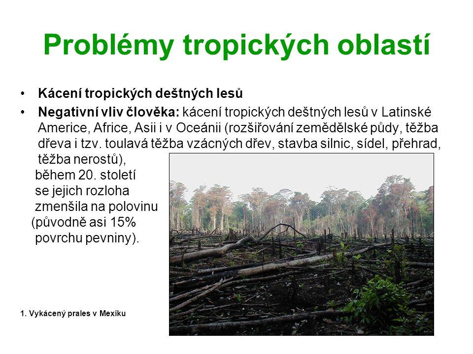 Problémy tropických oblastí