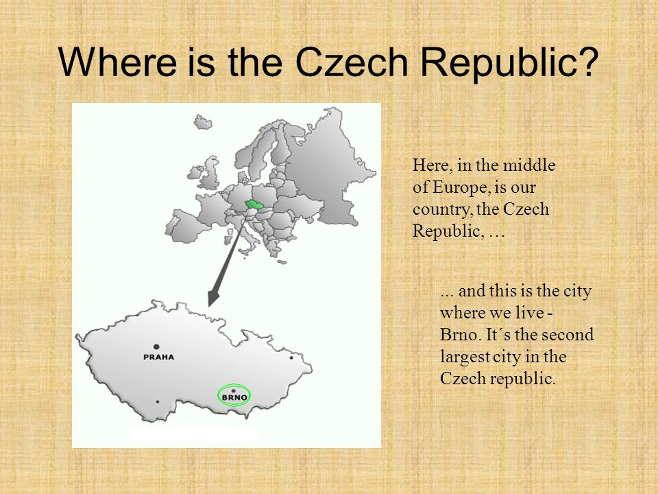 Where is the Czech Republic