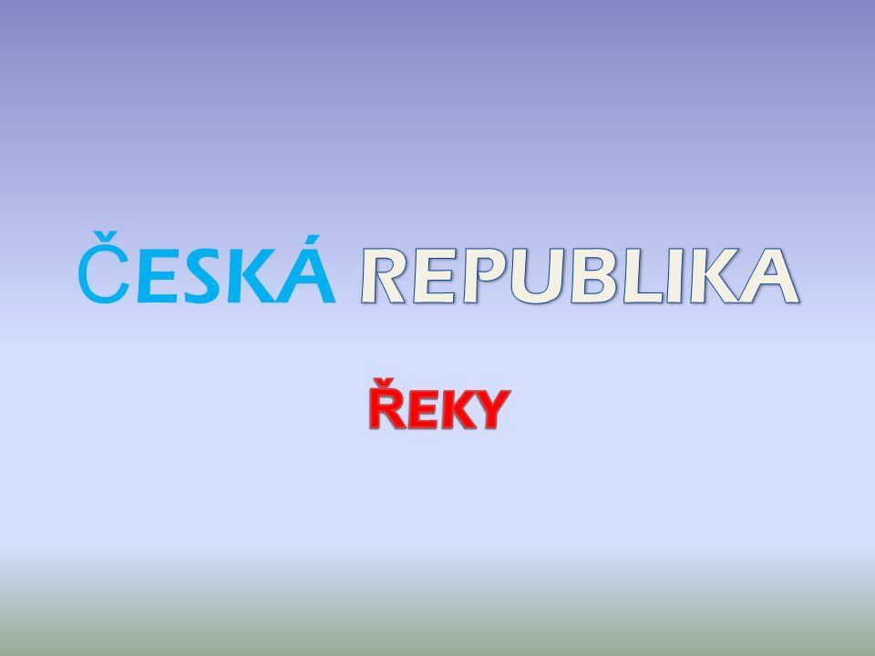 ČESKÁ REPUBLIKA ŘEKY