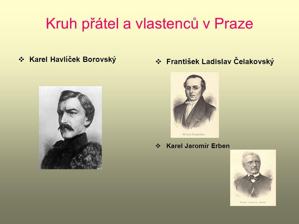 Kruh přátel a vlastenců v Praze
