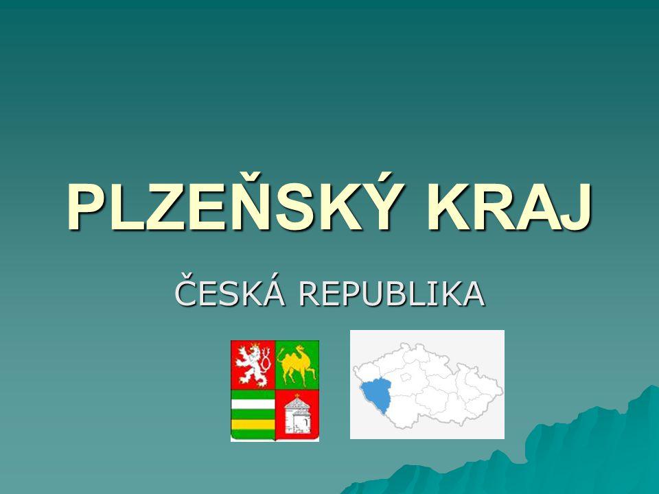 PLZEŇSKÝ KRAJ ČESKÁ REPUBLIKA