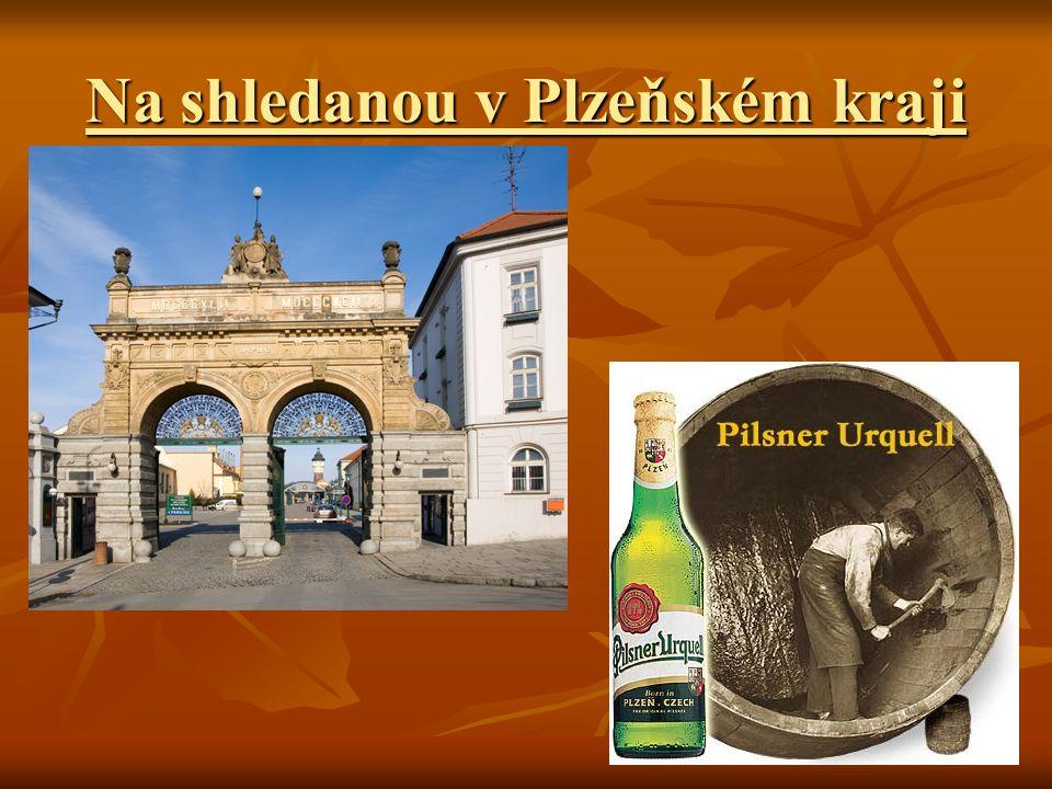 Na shledanou v Plzeňském kraji
