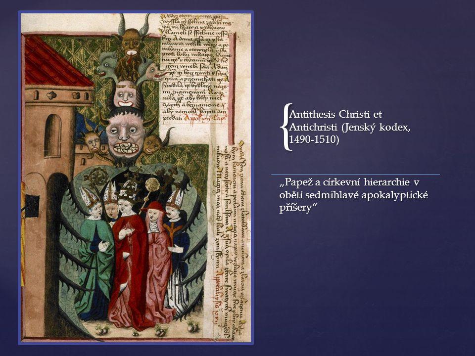 """""""Papež a církevní hierarchie v obětí sedmihlavé apokalyptické příšery"""