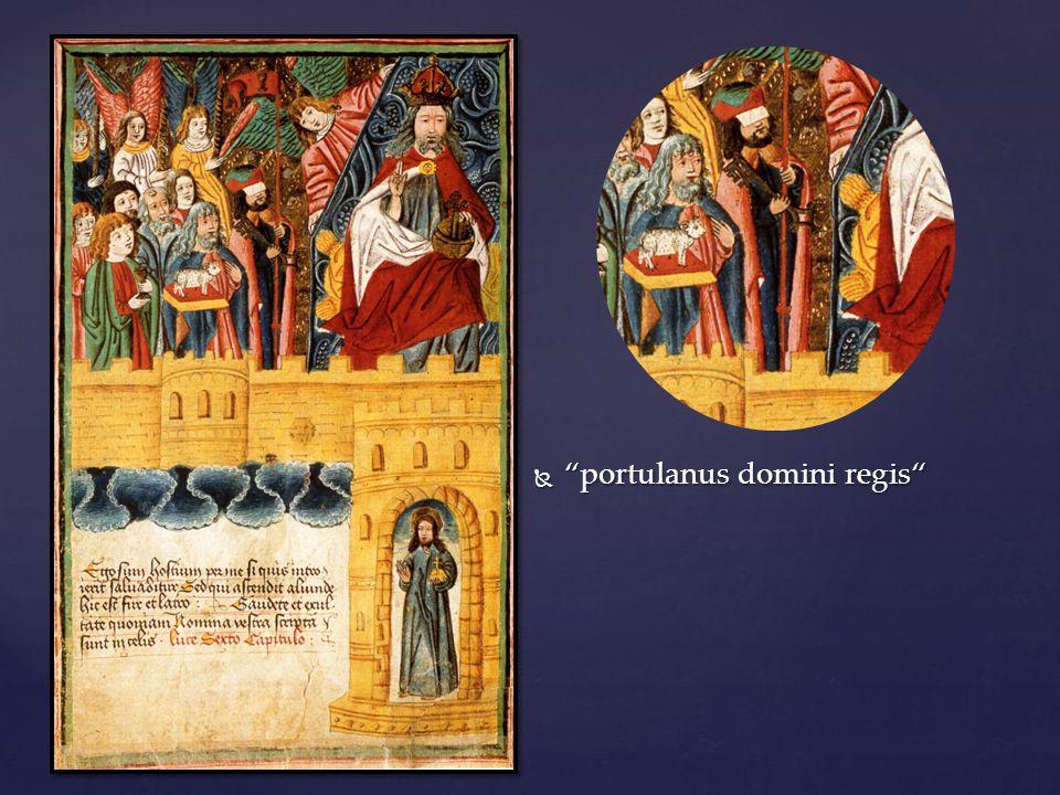 portulanus domini regis