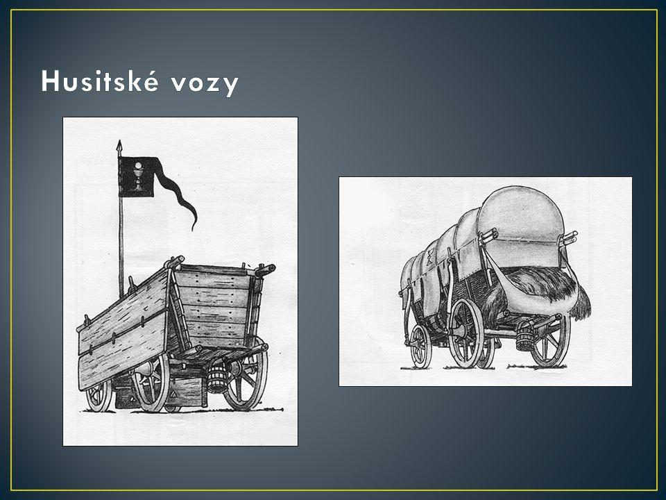 Husitské vozy