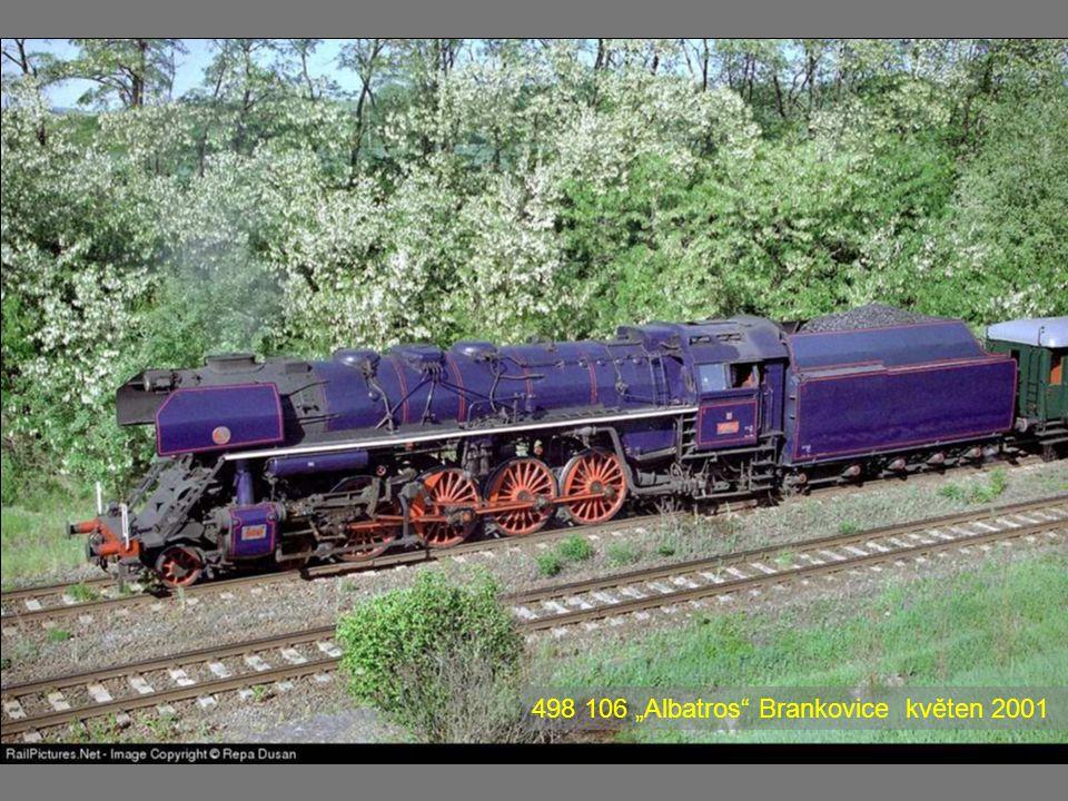 "498 106 ""Albatros Brankovice květen 2001"
