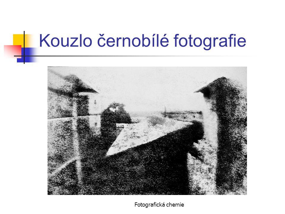Kouzlo černobílé fotografie