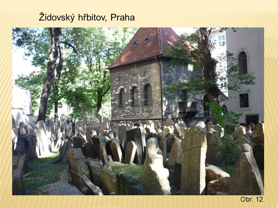 Židovský hřbitov, Praha