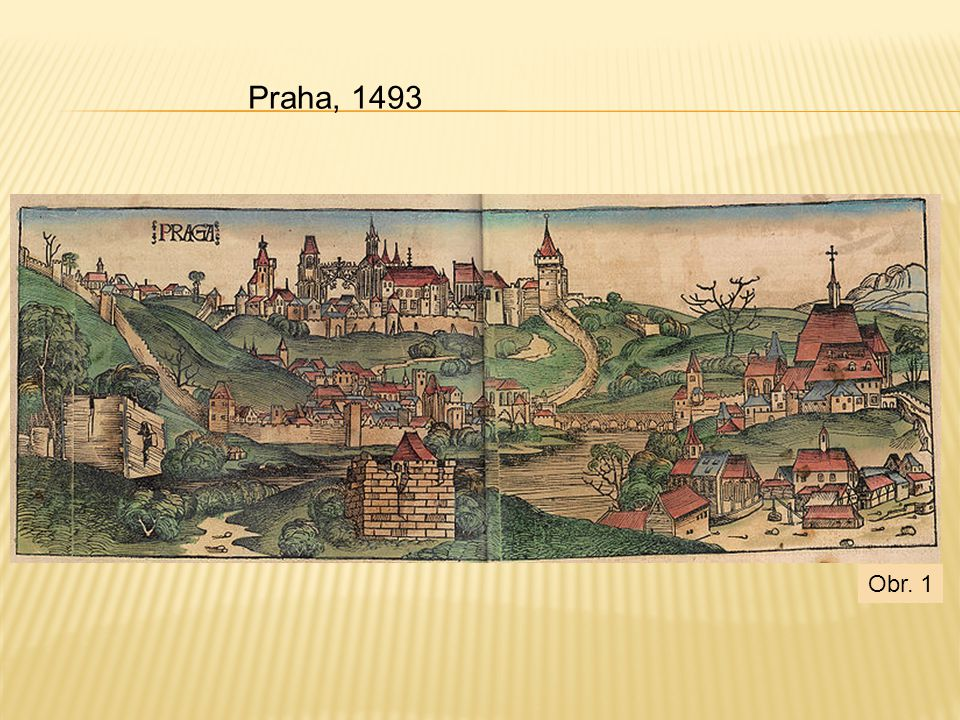 Praha, 1493 Obr. 1