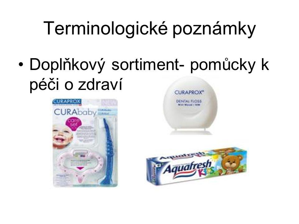 Terminologické poznámky